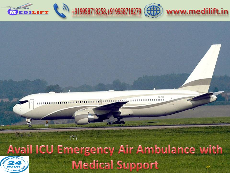 Emergency Air Ambulance Delhi