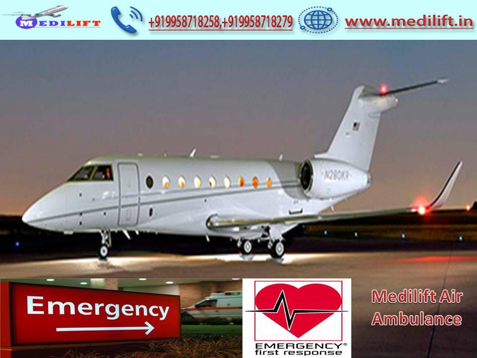 Air Ambulance in Patna